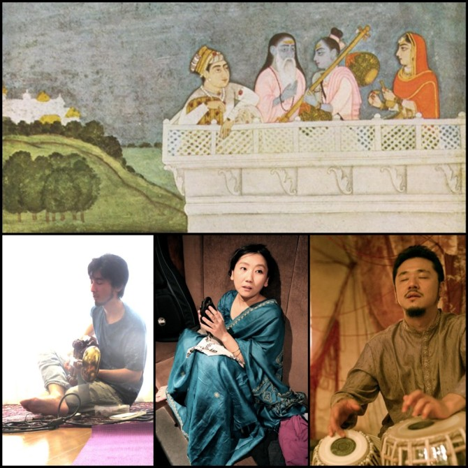 詩と旋律 インド声楽、詩の世界レクチャー