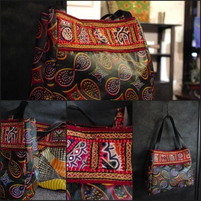 インド&アフリカオリジナルバッグ
